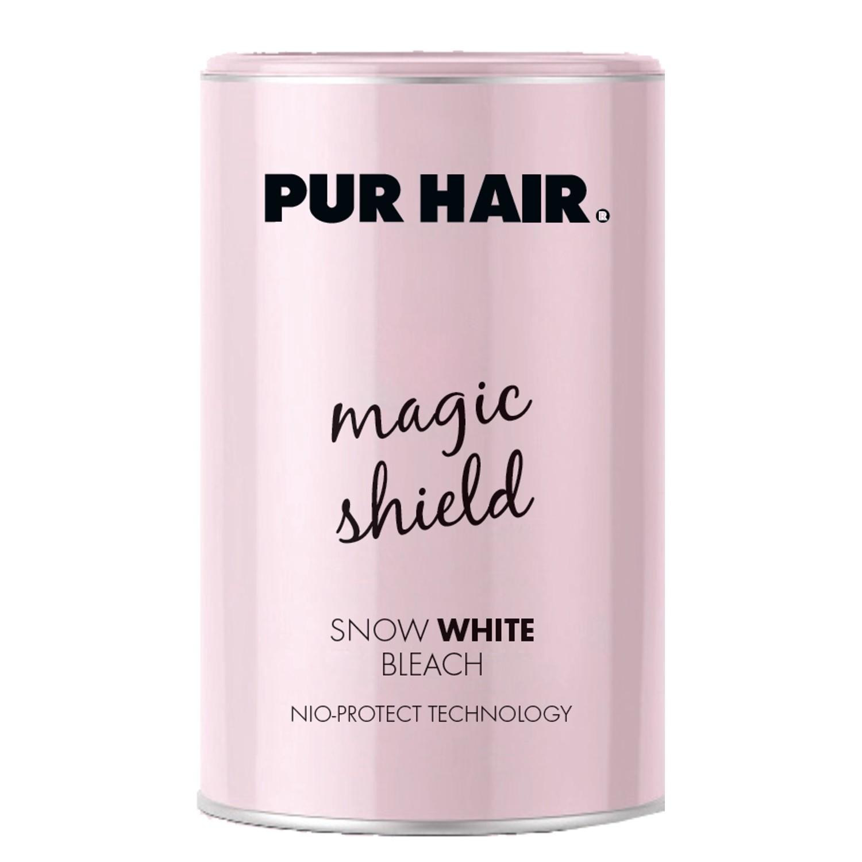 PUR HAIR magic shield SNOW WHITE BLEACH 500 g