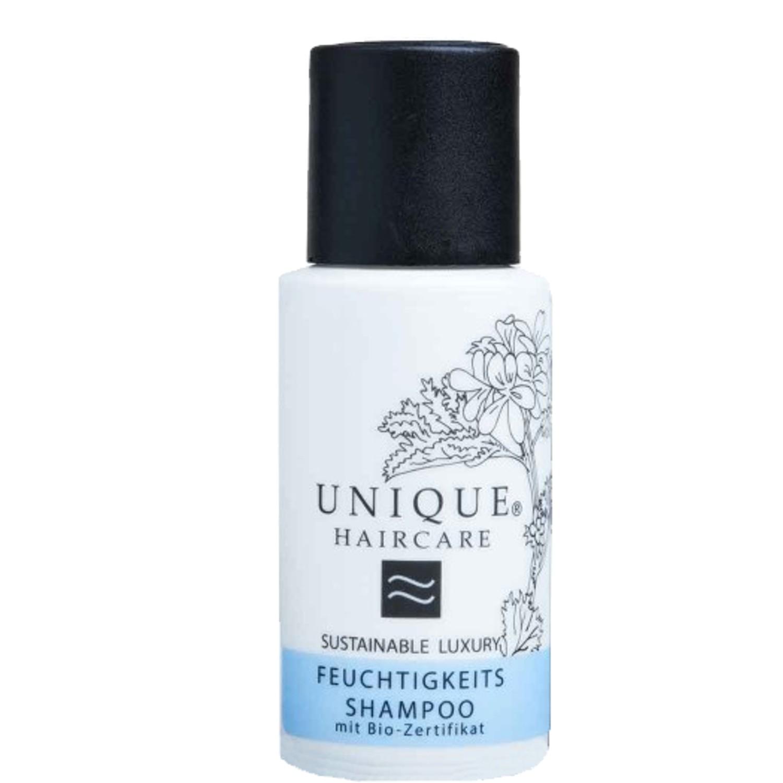 UNIQUE Haircare Feuchtigkeits Shampoo 50 ml
