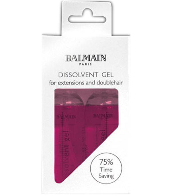 BALMAIN Dissolvent Gel Set für Quick Remover 2 x 50 ml