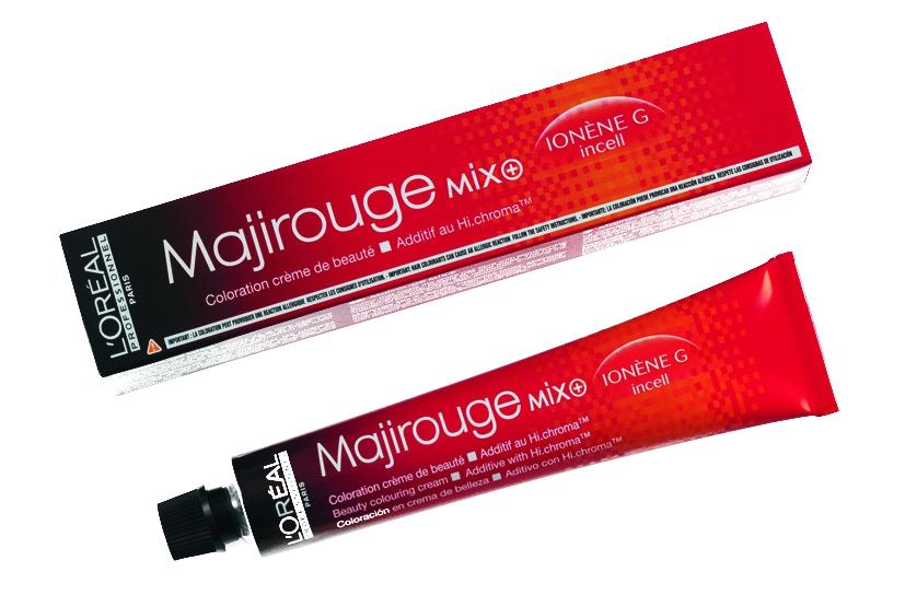 L'ORÉAL MAJIROUGE MIX+ 0,400 kupfer 50 ml