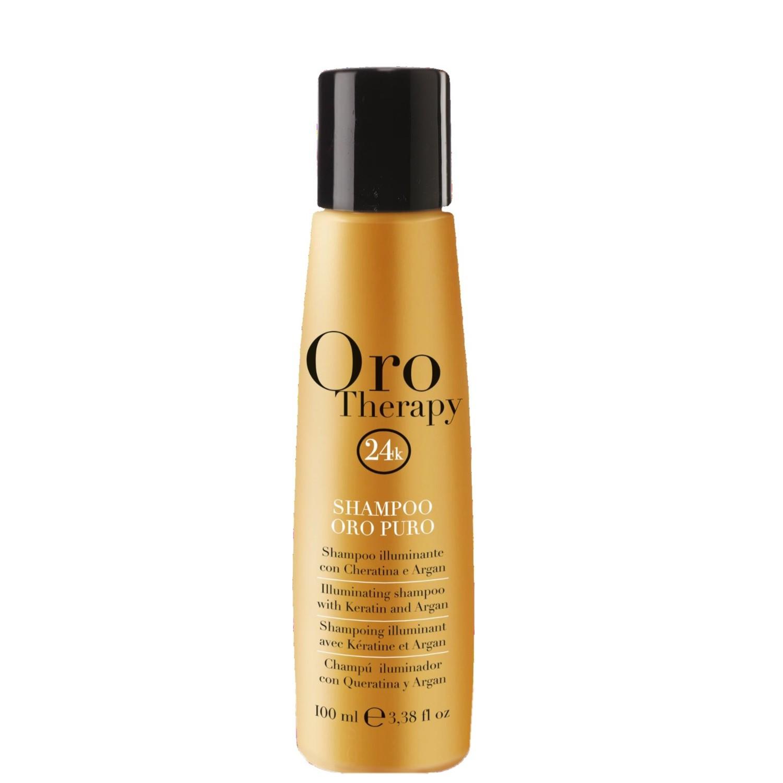 Fanola ORO PURO Therapy Shampoo 100 ml