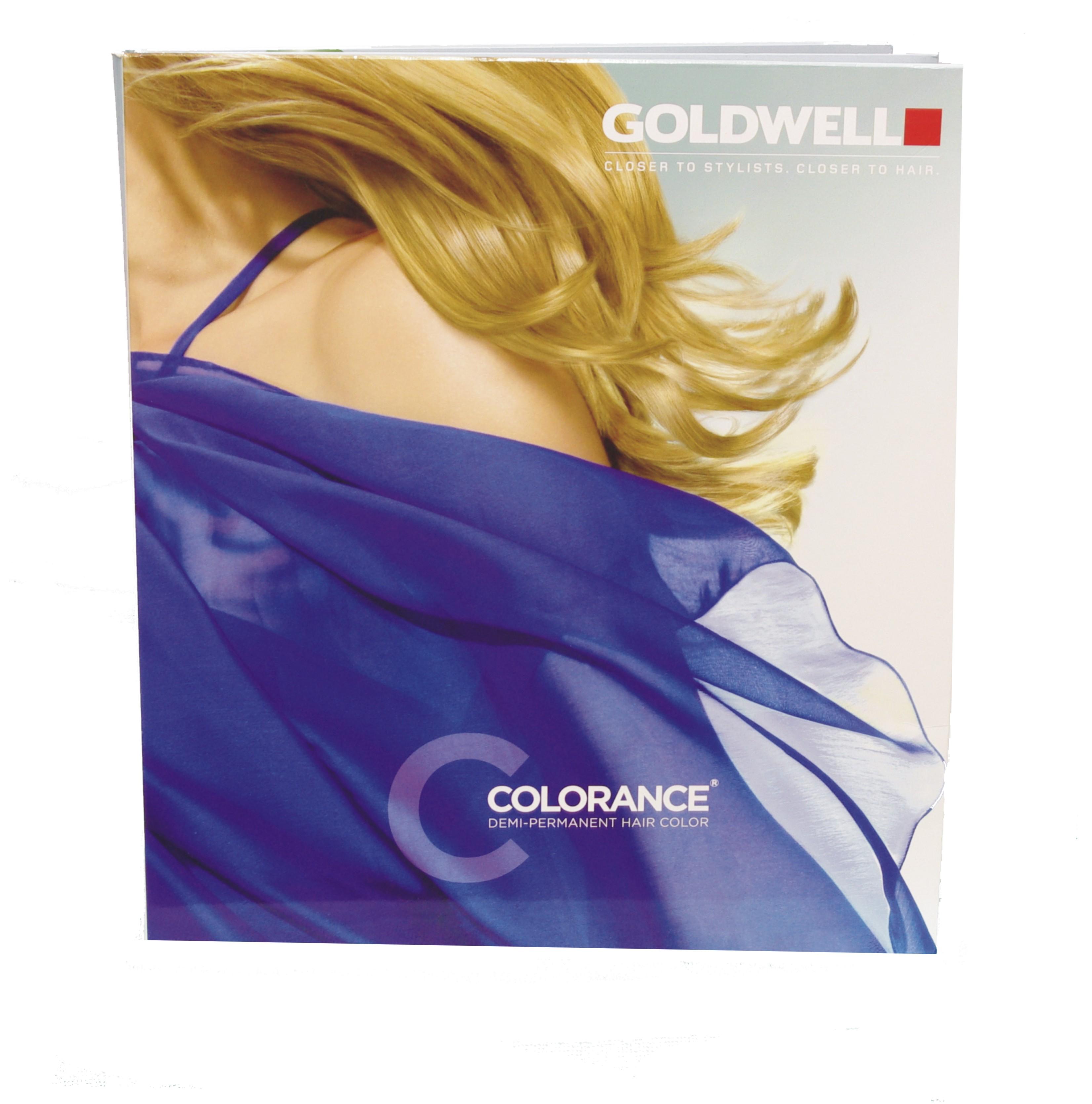 GOLDWELL Colorance Farbkarte