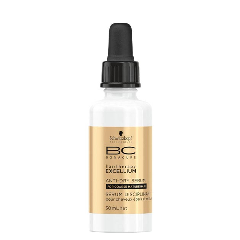 Schwarzkopf BC EXCELLIUM Taming Anti-Dry Serum 30 ml