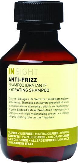 INSIGHT Anti-Frizz Hydrating Shampoo 100 ml