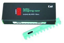 KASHO Designing Razor Klingen 10 St.