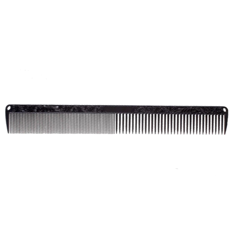 Aluminium Haarschneidekamm lang 8,7''