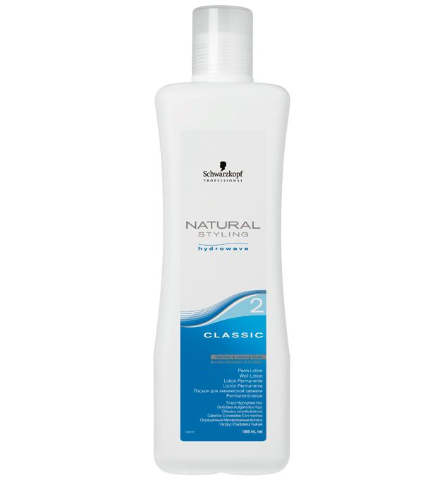 Schwarzkopf NATURAL STYLING Classic Well-Lotion 2, 1 L