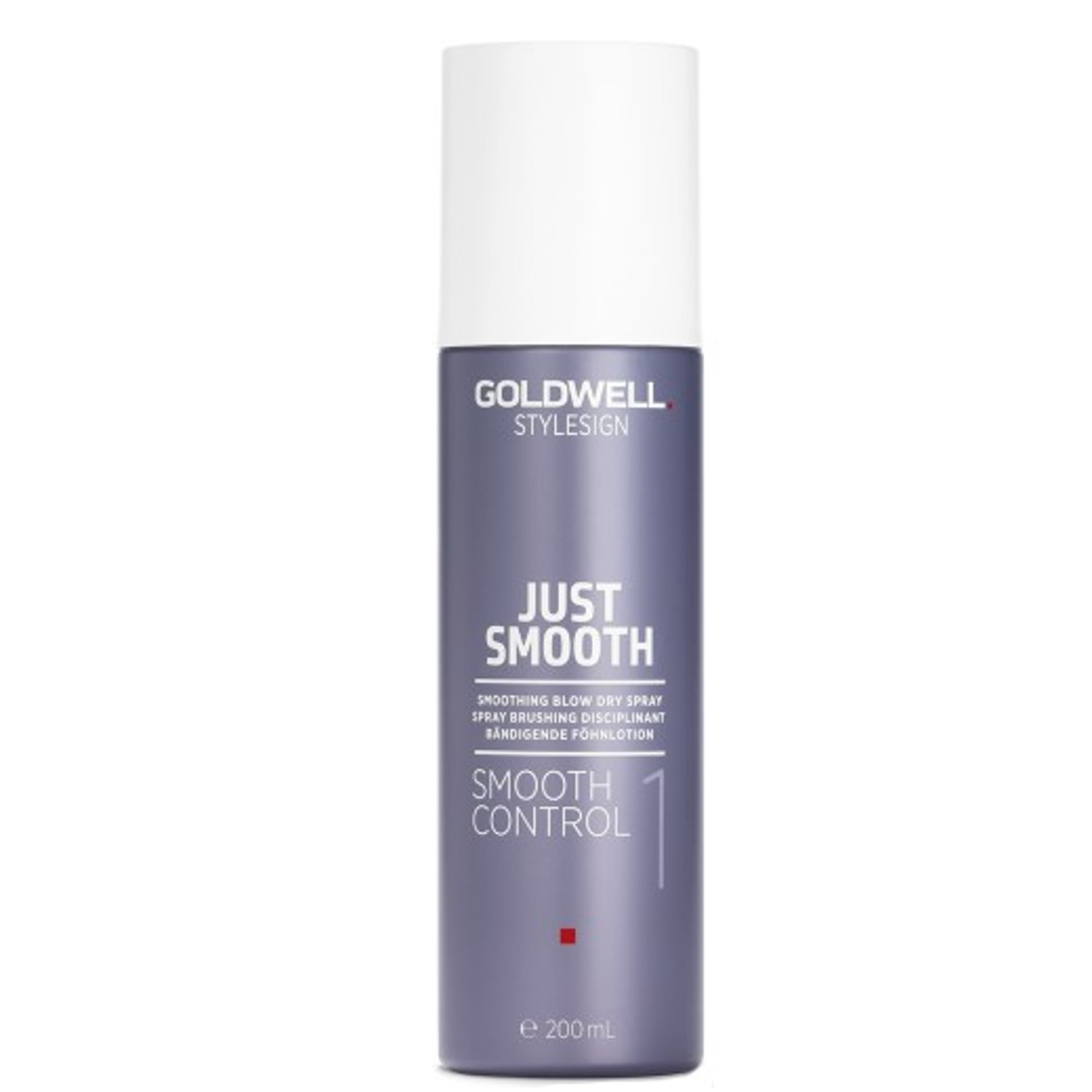 GOLDWELL Style Sign Just Smooth SMOOTH CONTROL 200 ml