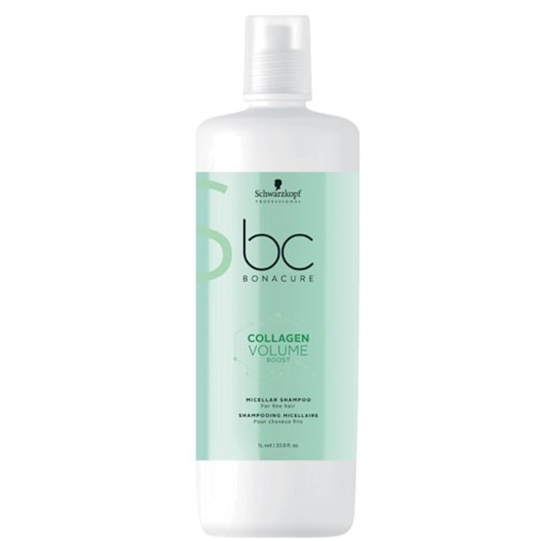 Schwarzkopf BC COLLAGEN VOLUME BOOST Micellar Shampoo 1L