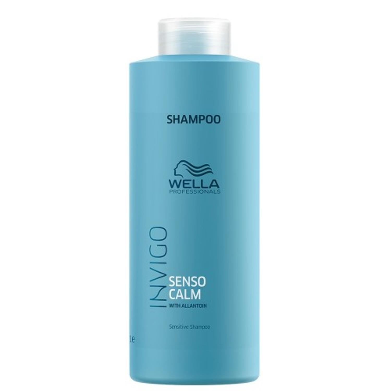 Wella Invigo Balance Senso Calm Sensitive Shampoo 1 L