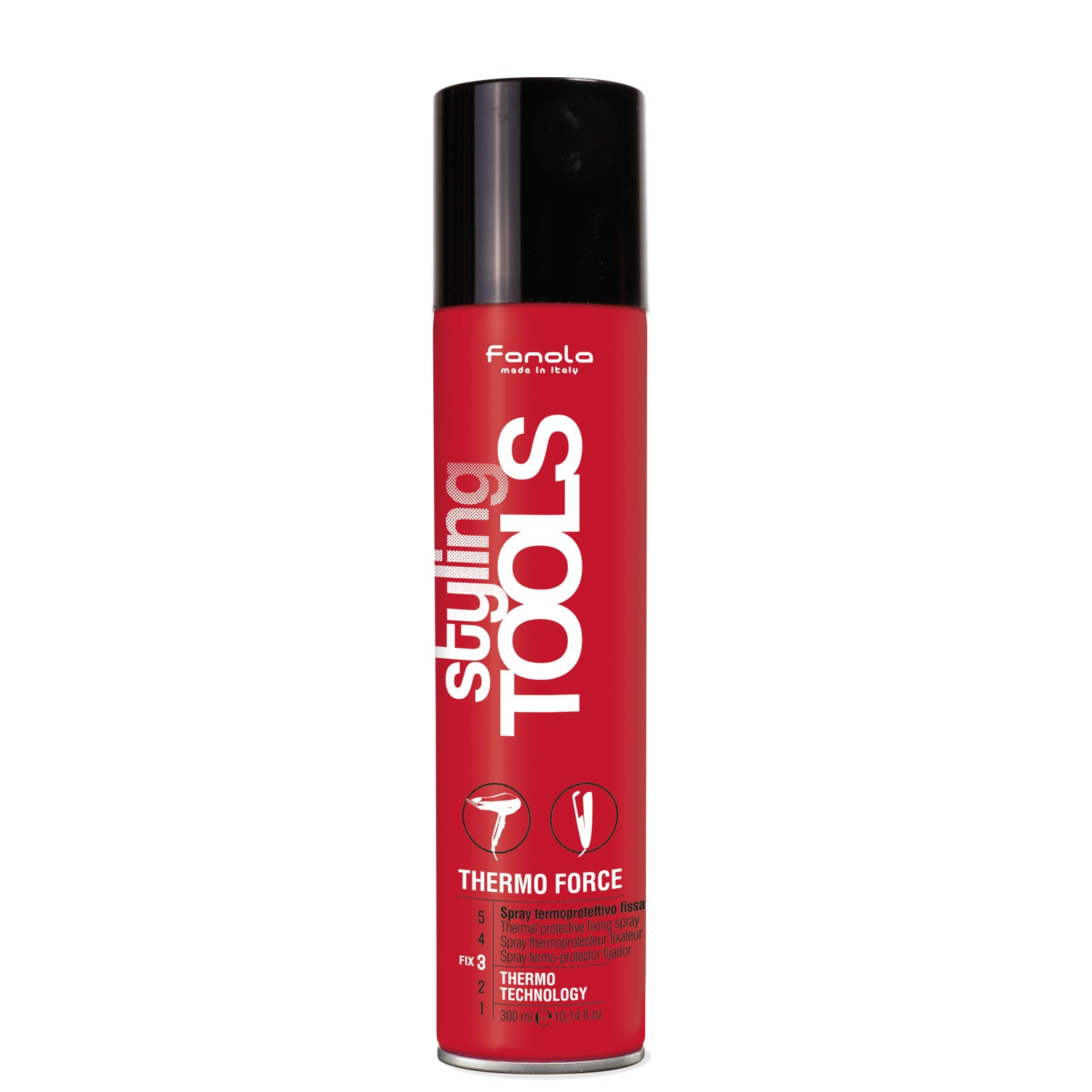 Fanola Styling Tools Thermo Force 300 ml
