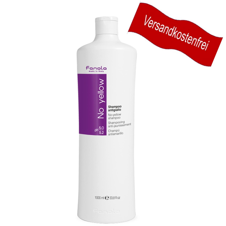 Fanola No Yellow Shampoo 1 L