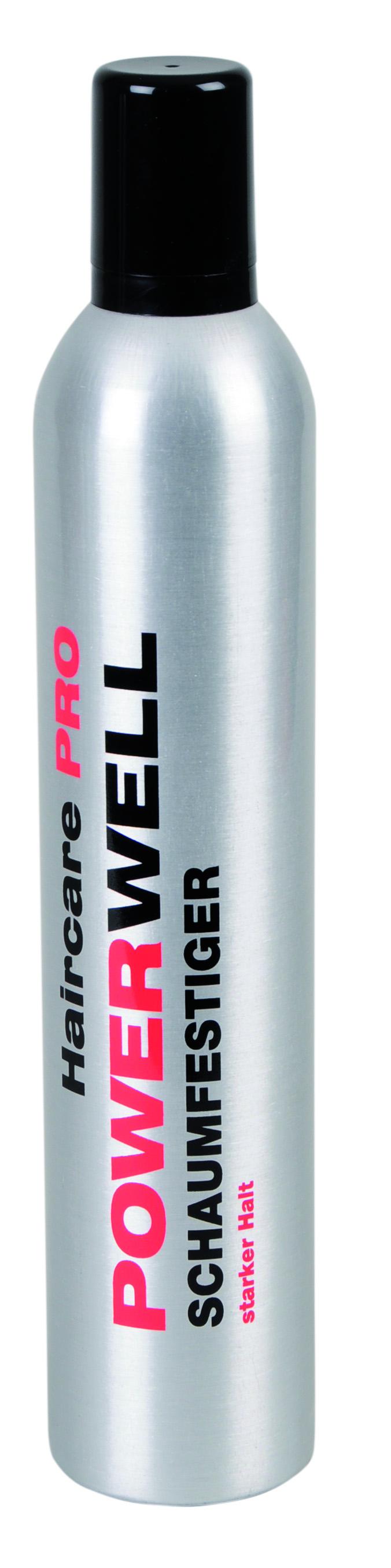 POWERWELL Schaumfestiger starker Halt 500 ml