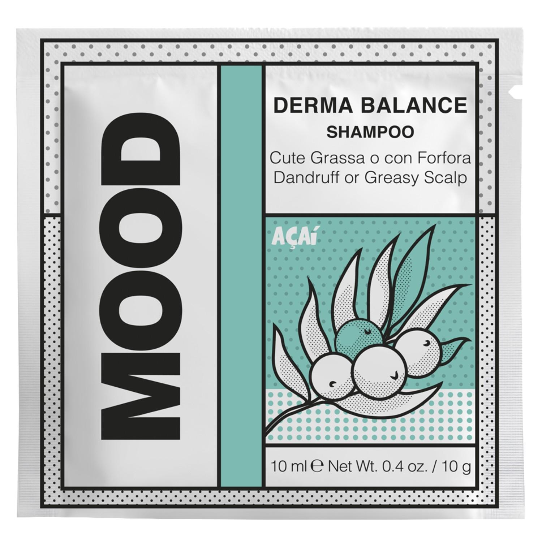 MOOD Derma Balance Shampoo Sachet 10 ml